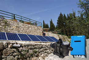 Εγκατάσταση Ηλιακής Αντλίας Lorentz από την Pals